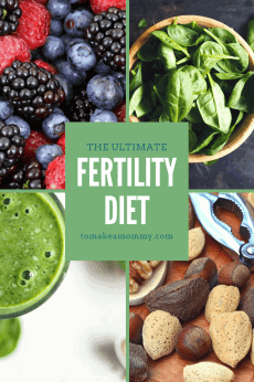 How To Make the Best Fertility Smoothie Ever - To Make a Mommy