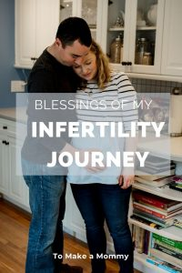 The blessings of my #infertility journey. #gratitude #fertility