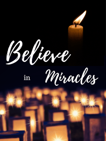 Believing in my infertility miracle- my story of getting pregnant TWICE when the doctors said it was impossible. Fertility, TTC, Infertility Miracles