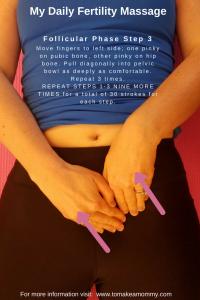 Daily Self-Fertility Massage- Mayan Fertility Massage for the Follicular Pre-Ovulatory Period