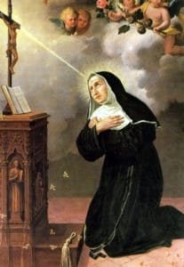 Saint Rita, Patron Saint of Infertility and Hopeless Causes