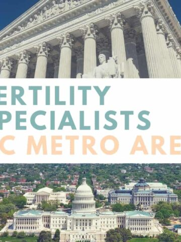 Fertility Specialists in the DC Metro Area