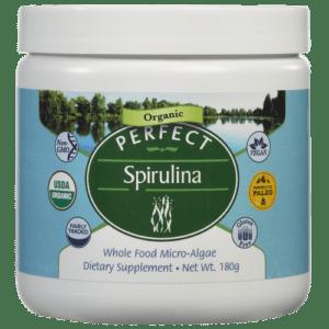 spirulina for fertility