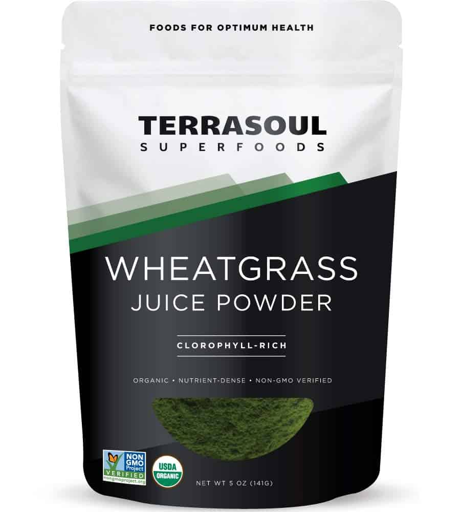 wheatgrass smoothie for lowering high fsh for fertility!