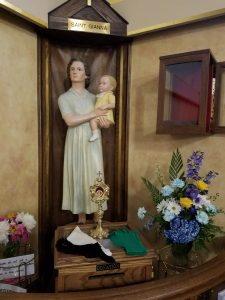 Saint Gianna Patron Saint of Fertility, Infertility, Pregnant Women, and Working Mothers