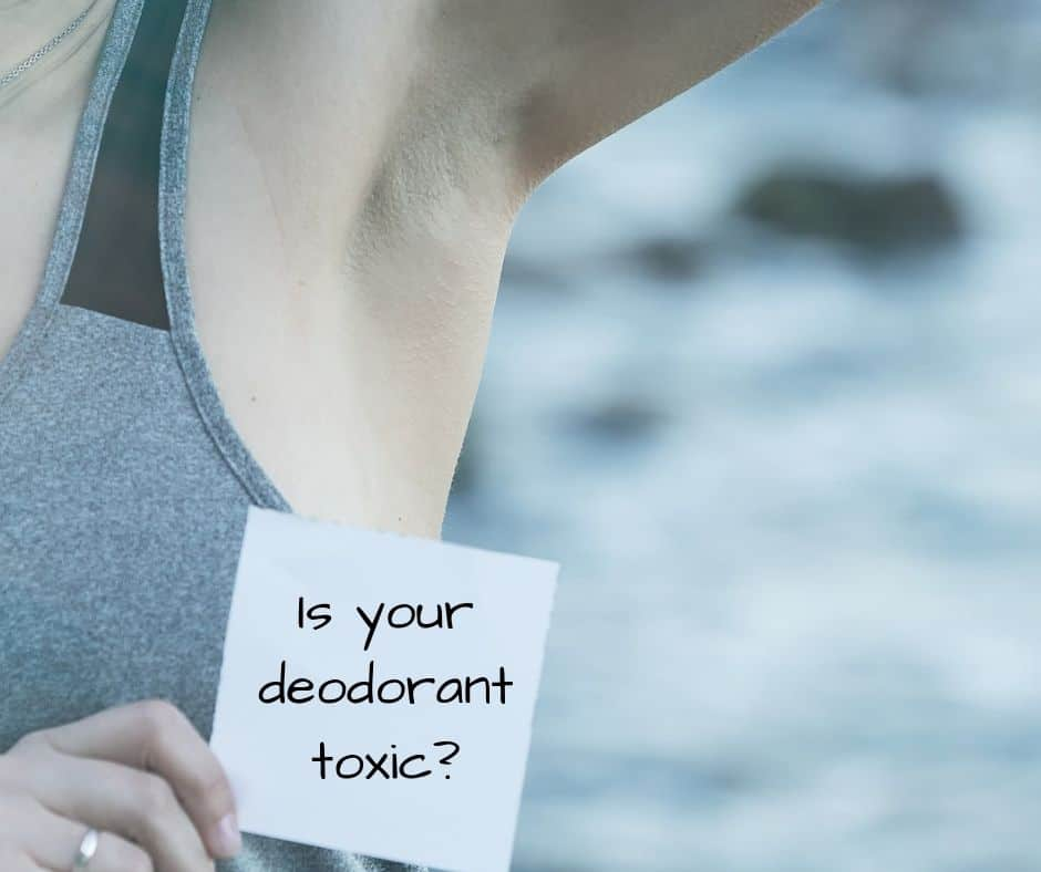 The dangerous toxins in deodorant and how they harm male and female infertility