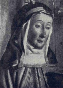 Saint Catherine of Sweden, Patron Saint of Miscarriage and Protection from Miscarriage during a difficult pregnancy